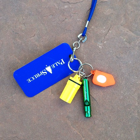 Kid's Safety Lanyard