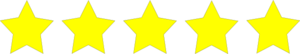 5 star rating for Zpacks custom cycling rain pants