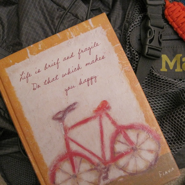 Do That Which Makes You Happy - cycling for me