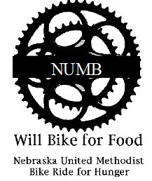 NUMB bike ride for hunger