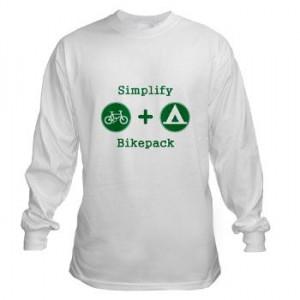 Simplify.  Bikepacking.  Back to the cycling basics.