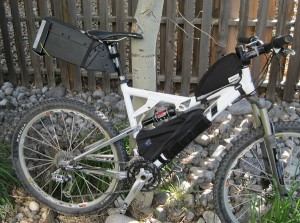 make your own gear Yeti 575 coroplast seat bag