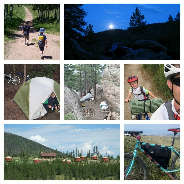 2012 highlights - theme is get outside and have some fun