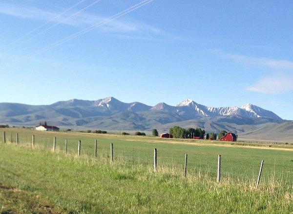 montana big sky country