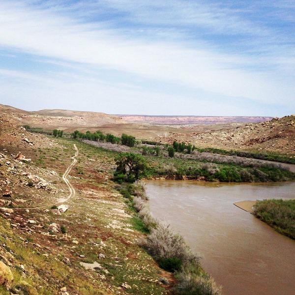 Kokopelli trail moab fruita resistance