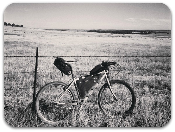 quiet break with prairie vistas