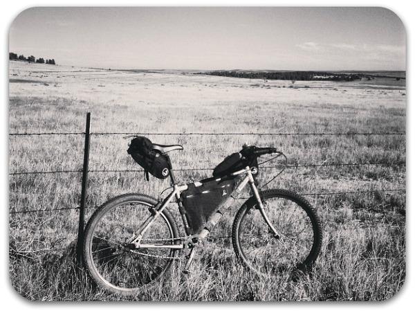 quiet break with prairie vistas