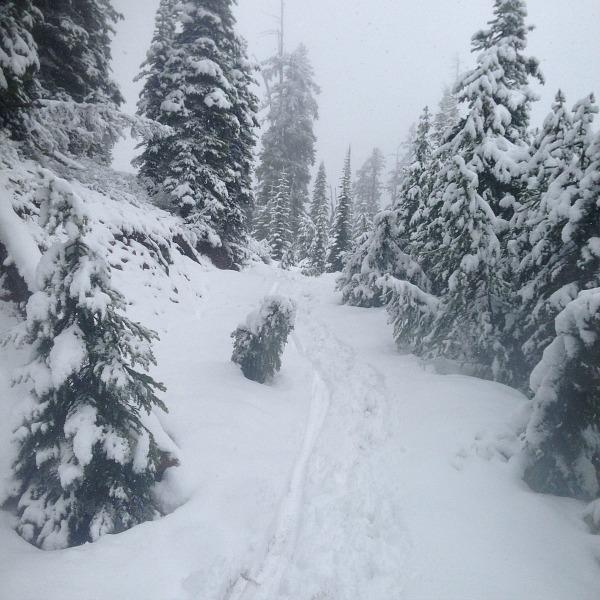 Tour Divide, Richmond Peak
