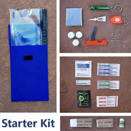 StayOutThere starter, first aid, cycling, safety