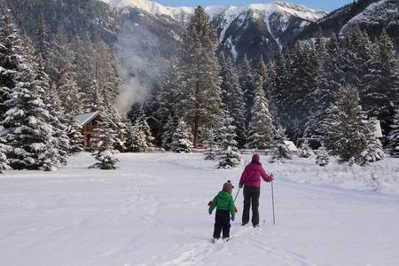 Tanya Koob - Family Adventures In The Canadian Rockies